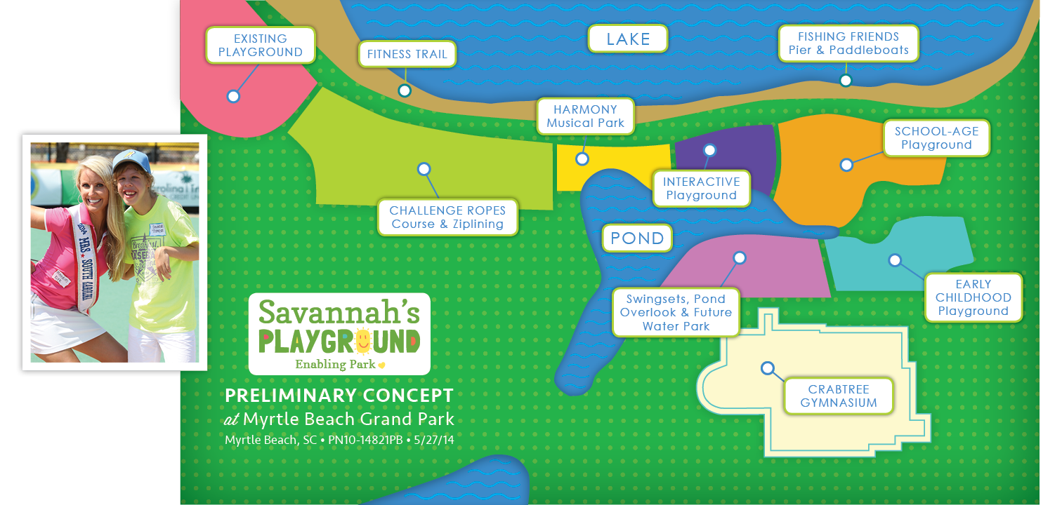 SP Illustrated Map w Savannah