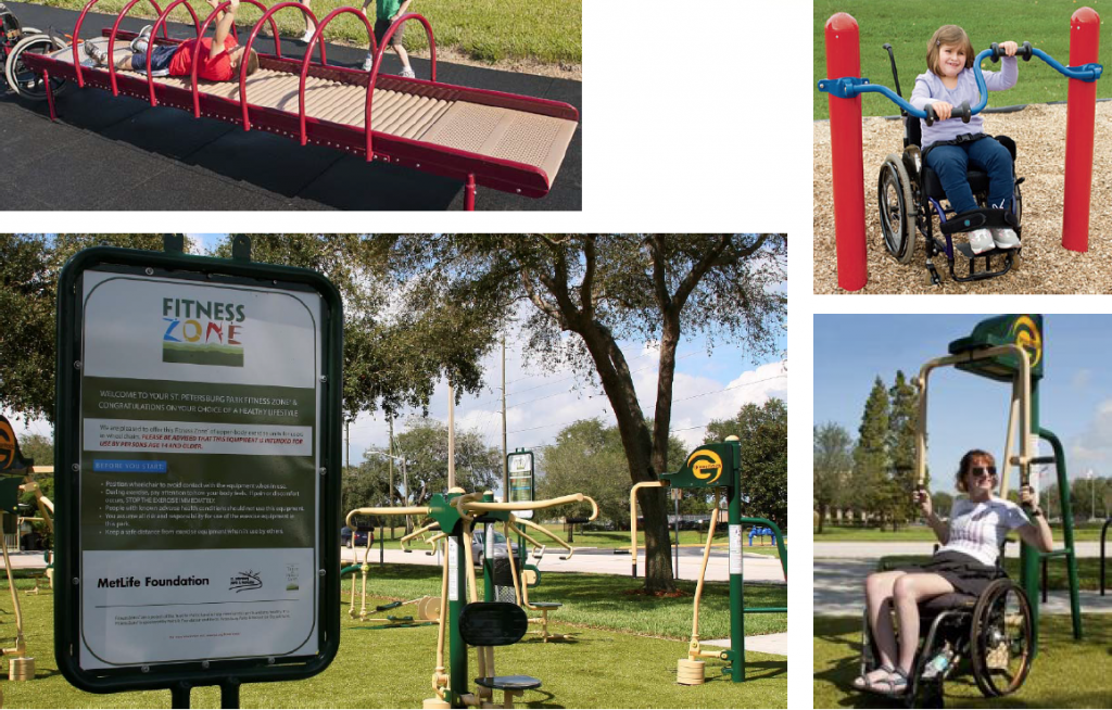 Accessible Fitness Trail1