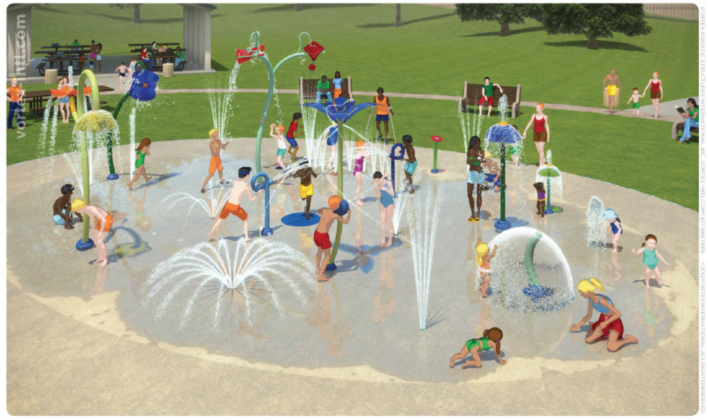 Water Play Park 2